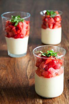 Vanillepudding ohne Tütchen selbst zu kochen ist ganz einfach und extra lecker! #Dessert #Pudding #DIY