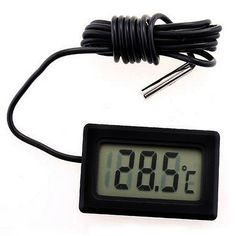 Vovotrade New Mini Digital LCD Thermometer Temperature Sensor Fridge Freezer Thermometer