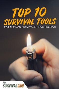 Top Survival Tools for the Non Prepper. Survival and emergency preparedness can be for anyone interested in keeping their family safe in a crisis. Check out these 10 prepper and survival tools for the average person. Survival Supplies, Emergency Supplies, Survival Food, Outdoor Survival, Survival Prepping, Survival Skills, Survival Hacks, Survival List, Survival Weapons