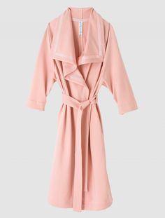 A Day In A Life | Luxury Ponte Coat