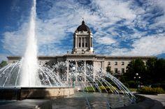 Legislature.  Winnipeg. Canada Travel, Cities, Memories, Mansions, Future, House Styles, Image, Memoirs, Souvenirs