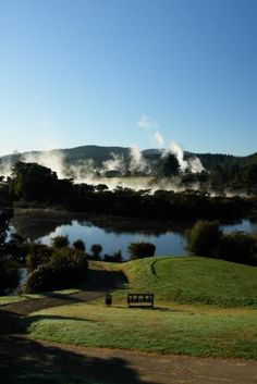 """Rotorua Golf Club """"Arikikapakapa"""" have reciprocal playing arrangements with some great clubs around New Zealand. Another great reason to be a member! Check them out:"""