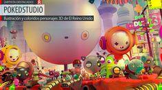 Ilustración y personajes 3D de POKEDSTUDIO. Excelente portafolio y muy buenos clientes desde El Reino Unido.  Leer más: http://www.colectivobicicleta.com/2013/09/Ilustracion-de-Pokedstudio.html#ixzz2f5v5cjI4
