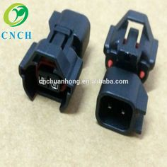 High Quality Car accessories Made In China male and female 2pins auto connector for renault DENSOEV6