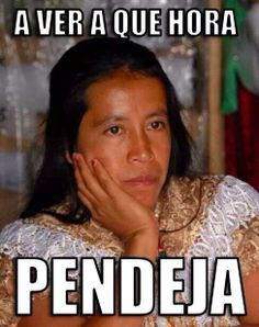 Mexican moms be like....