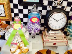 Alice in Wonderland Birthday Party Ideas | Photo 1 of 36 | Catch My Party