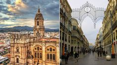 Malaga Tourism in Spain - Next Trip Tourism Spain Tourism, Malaga Spain, Cool Watches, Barcelona Cathedral, Around The Worlds, Museum, Building, Travel, Viajes