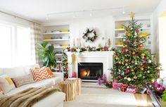 5 Colourful Christmas Decor ideas
