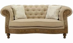 Reinterpreting what a living space should look like with a seal of quality, this beautiful loveseat reflects sophisticated elegance and eccentricities of comfortable design. - AFFILIATE LINK