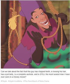 *CLOPIN ~ The Hunchback of Notre Dame, 1996