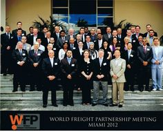 World Freight Partnership Annual Meeting in Miami 2012 was one of the huge success | InterJAS Logistics |