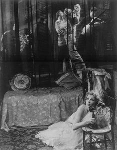 Vivien Leigh in A Streetcar Named Desire, Angus McBean, 1949