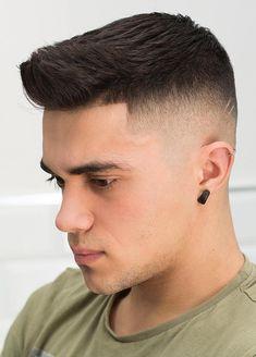 Undercut Fade Haircuts for Men Short Hair Undercut, Undercut Hairstyles, Hairstyles Haircuts, Short Hair Cuts, Short Hair Styles, Undercut Fade, Cool Hairstyles For Men, Cool Haircuts, Haircuts For Men