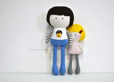 Lil' Sis My Teeny-Tiny Doll® by Cook You Some Noodles