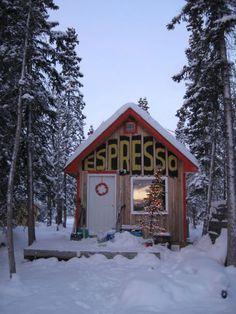 Espresso Cabin
