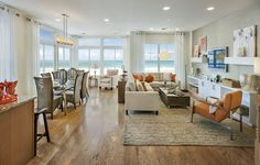 Imagine the cool ocean breeze whippin through your living room - The Baja Model at Arverne by the Sea.