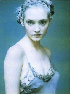 Photo by Paolo Roversi, Vogue Italia, 1998