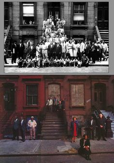 A Great Day In Harlem 1958 & 1996 Survivors