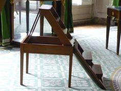 Transformer Furniture: Marie Antoinette's Library Ladder : TreeHugger
