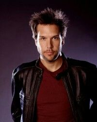 Dane Cook -- he's absolutely hysterical AND so handsome!!!!