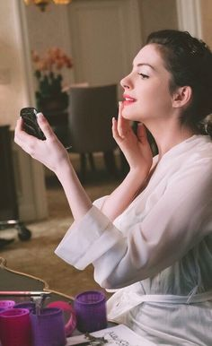 Anne Hathaway ❤ Most Beautiful Women, Beautiful People, Anne Hattaway, Diana, Le Jolie, Hollywood Celebrities, Cute Photos, Celebrity Crush, Actors & Actresses