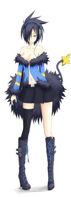 Anthro Pokemon Luxray Images