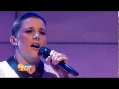 Sam Bailey From This Moment On Daybreak 2014