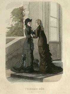 Tygodnik Mód 1878