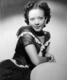Theresa Harris- She is a famous actress who refused to be given roles that portrayed black women negatively.