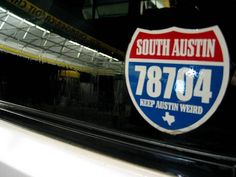 AUSTIN NEIGHBORHOODS East Side: hipsters, trendy, growing South Side/SoCo: funky, hippies, funky hippies West Side: Lexus, Porsche, Mercedes North Side: Too far ...