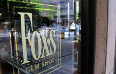 Fox's Gem Shop 1341 5TH AVENUE SEATTLE, WA 98101 PH:206-623-2528