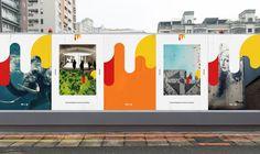 Mix - The Logo Community™ - The Logo Creative™ - Logo Design - Corporate Identity - Branding Ad Design, Design Agency, Identity Design, Brand Identity, Hoarding Design, Event Branding, Design System, Graphic Design Posters, Logo Design Inspiration