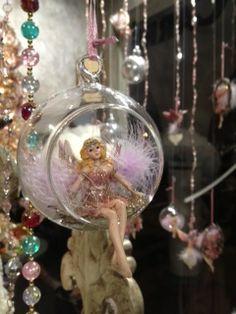 Fairie ornaments Christmas Décor, Christmas Angels, Christmas Ornaments, Nutcracker Ornaments, Clay Ornaments, Tamara, Senior Activities, Tiny Dolls, Fairy Gardens