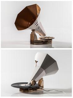 phonograph.