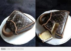 You can have your purse and eat it too!