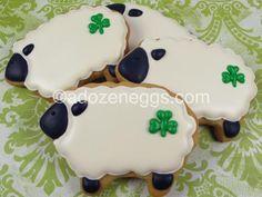 Irish Springs, Irish Knits, Irish Whiskey, Irish Smiles… ||| A Dozen Eggs Bake Shoppe