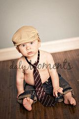 Another adorable 6mo. picture idea
