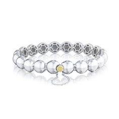 TACORI Sterling Silver GOLD AND SILVER Bracelets SB210 #ArthursJewelers