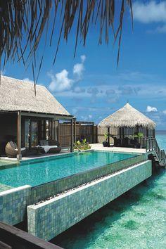 Bachelor's Art — livingpursuit:   Shangri-La's Villingili Resort &...
