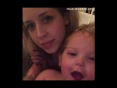 Before she died, model and journalist Peaches Geldof Tweeted this selfie photo of herself, her son (Astala), and a ghost hand that unexpectedly appeared with them. She believed the hand belonged to a resident, female spirit who haunted the family.