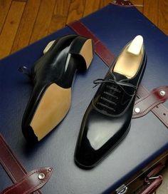 Lace Up Shoes, Black Shoes, Gents Shoes, Gentleman Shoes, Best Shoes For Men, Mens Boots Fashion, Office Shoes, Dream Shoes, Formal Shoes