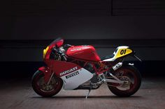 Cafe racer Ducati SS R 600