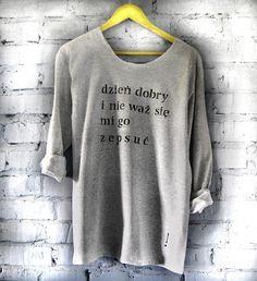 Bluza Oversize, w pełni oryginalna, malowana przy użyciu rapitografów i najwyższej jakości farb do tkanin. Bazę stanowi bawełna o gramaturze 190g/m2.  Malowana ręcznie. Nie jest to...