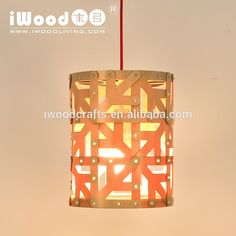 2016 hot modern wood pendant light, View pendant light, iWood Product Details from Guangzhou iWood Crafts Co., Limited on Alibaba.com Wood Pendant Light, Guangzhou, Chandelier, Lighting, Modern, Crafts, Home Decor, Candelabra, Trendy Tree