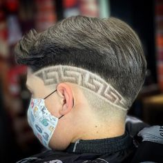 Daniel Ferrer Rey (@hairtattooferrer) • Instagram photos and videos High And Tight, Mens Hair Trends, Bald Fade, Bowl Cut, Comb Over, Crew Cuts, Mullets, Pompadour, Fade Haircut