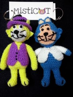 Don Gato y Benito Bodoque <3 TOP CAT ....by Misticat.