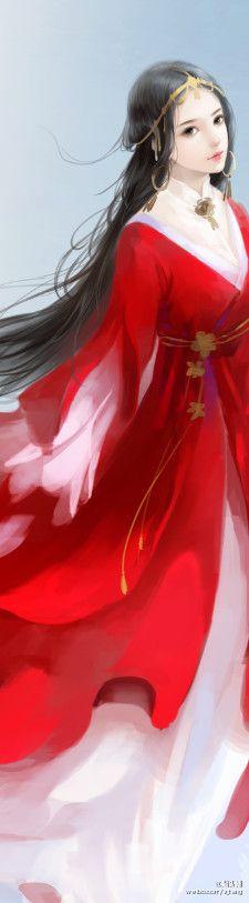 Một thân hồng y đỏ rực tựa máu, kiêu ngạo, cuồng vọng, chống đối toàn bộ thiên địa, vạn kiếp bất phục. Rốt cục vì nam nhân yêu nhất mà đánh mất sinh mạng. Hồn phi phách tán, quả là hình phạt thảm khốc nhất, cũng là bi thương nhất....