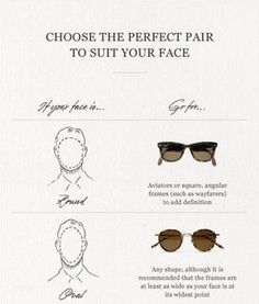 9391a7e78660 Men s Sunglasses Face Shape Sunglasses