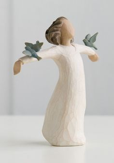 Willow Tree Figurines.  I have always loved these things and I want to start a collection.