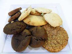 Μπισκότα χειροποίητα Cookies, Desserts, Food, Biscuits, Deserts, Cookie Recipes, Dessert, Meals, Yemek